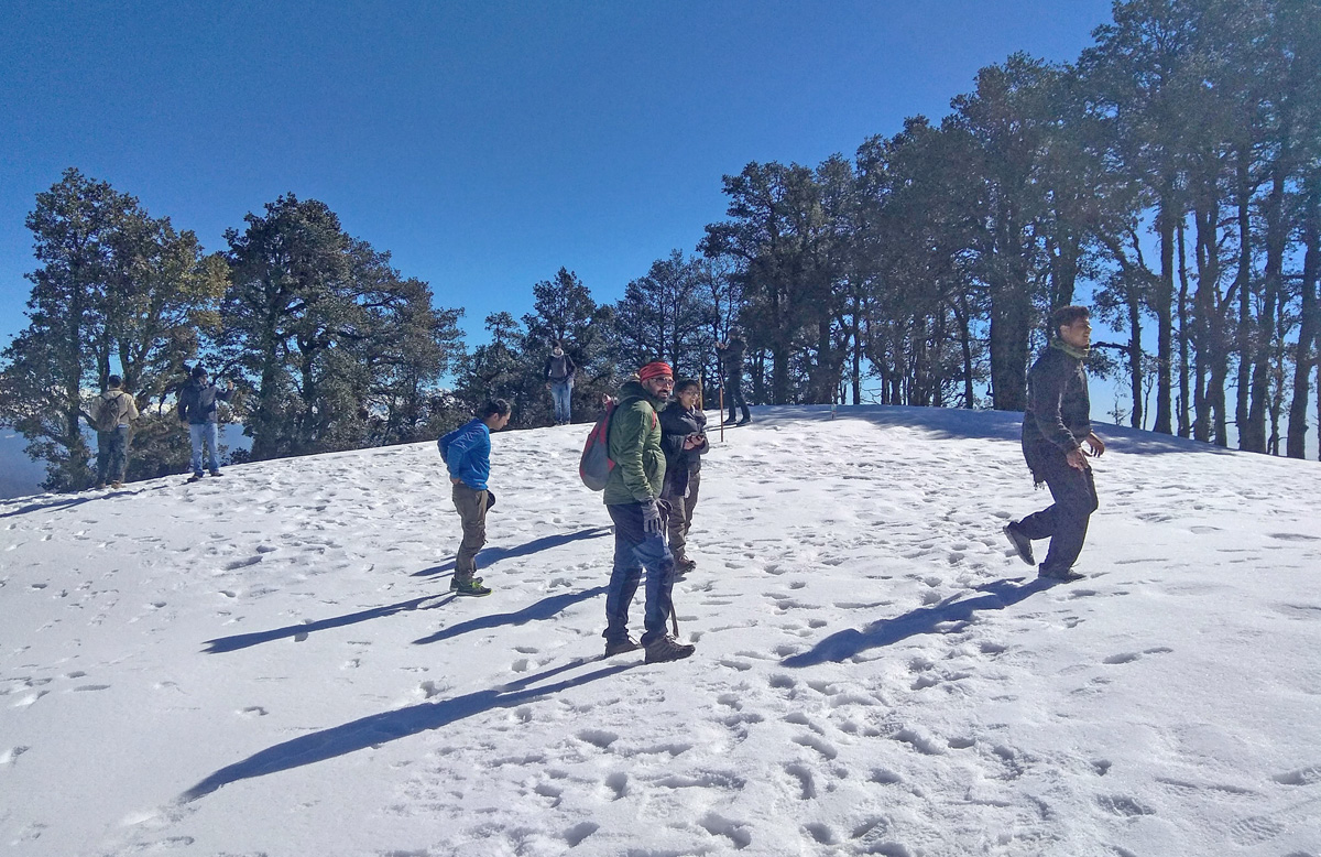 Nagtibba 2 Nights Weekend Trek with Transport ex Dehradun Photos
