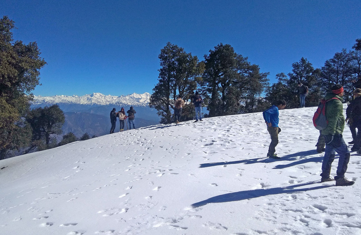 Nagtibba Short 1 Night Trek Package ex-Dehradun Photos