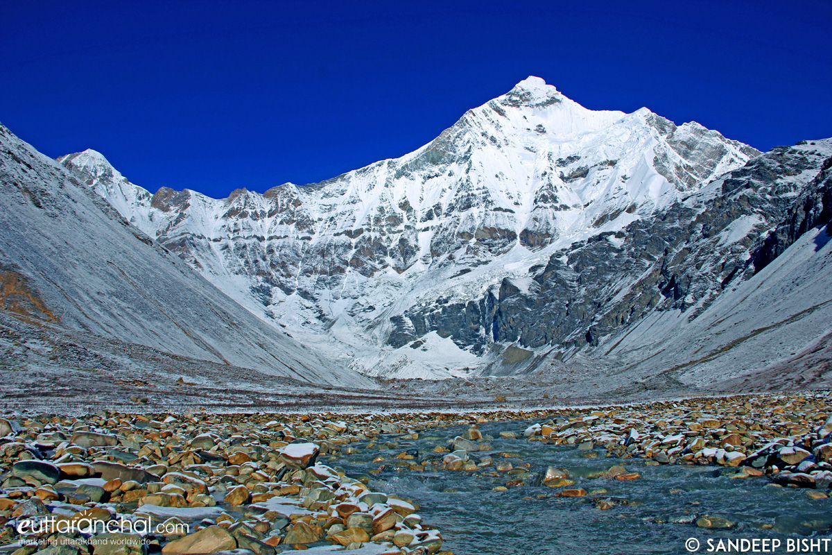 Nanda Devi Base Camp