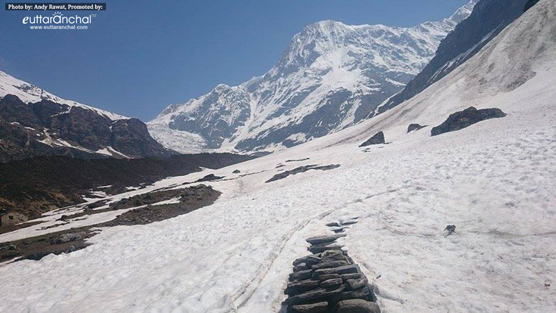Pindari Glacier with Kafni Glacier Trek - Uttarakhand Tour
