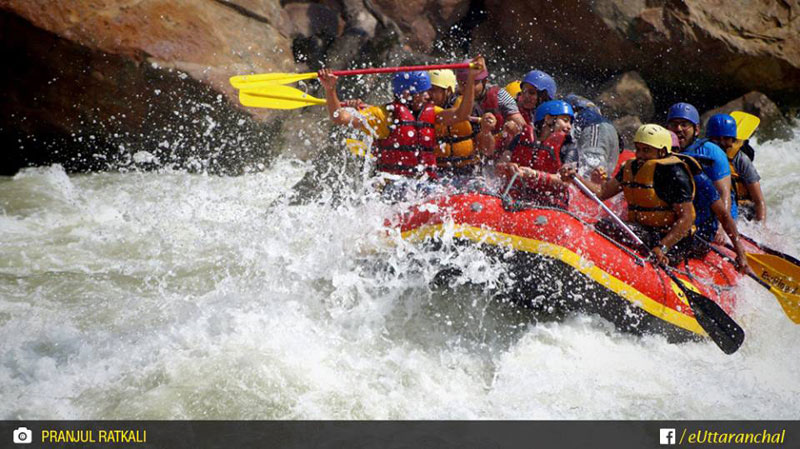 Govt. Authorized Rafting Operators in Rishikesh
