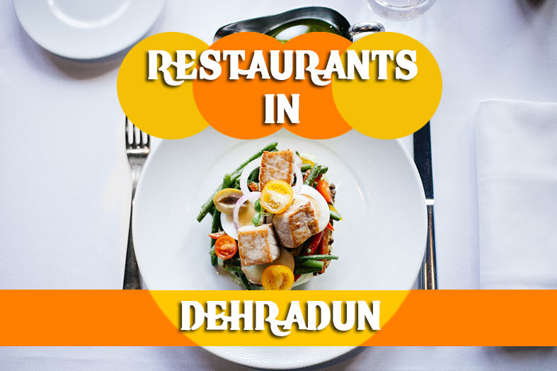Restaurants in Dehradun
