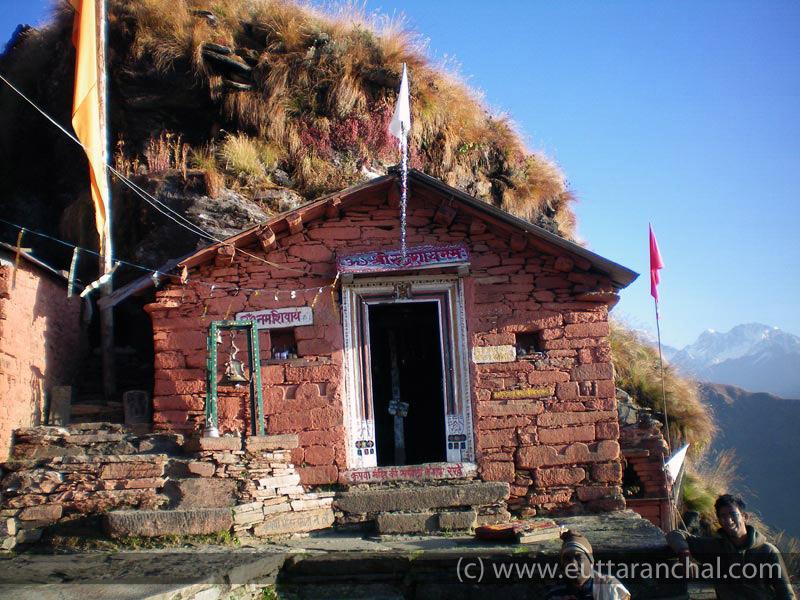 rudranath trek guide