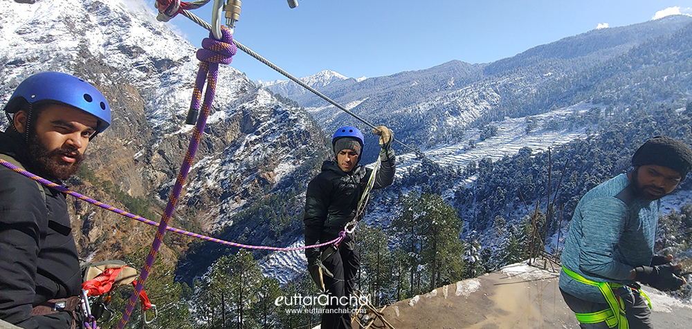 Sankri Village Tour with Zipline Activity Photos