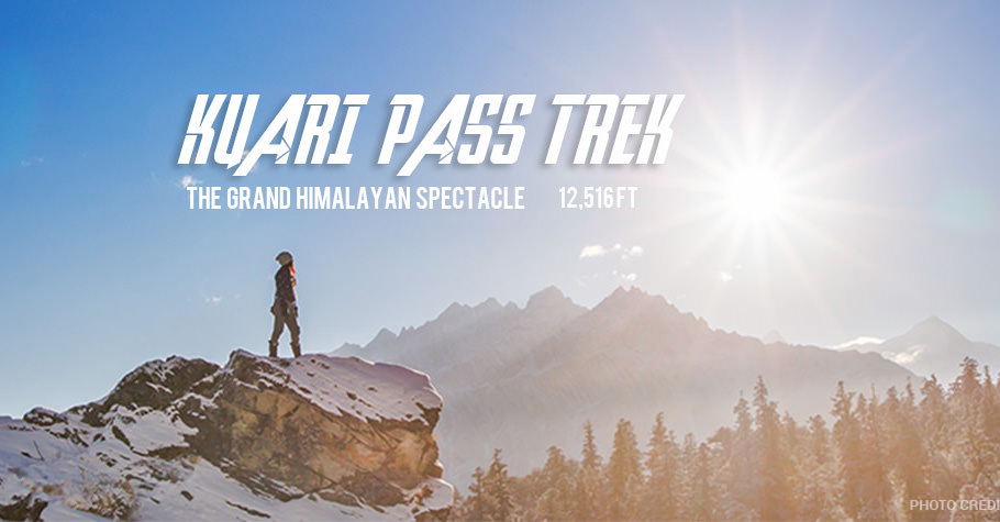 Kuari Pass Trek with Transportation ex- Dehradun Photos