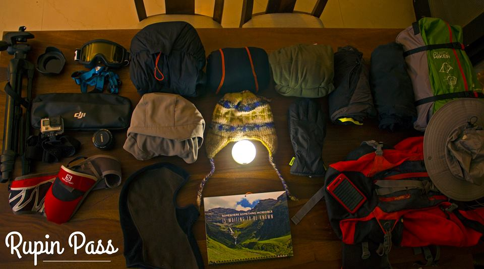 Important Things to Carry for Trekking