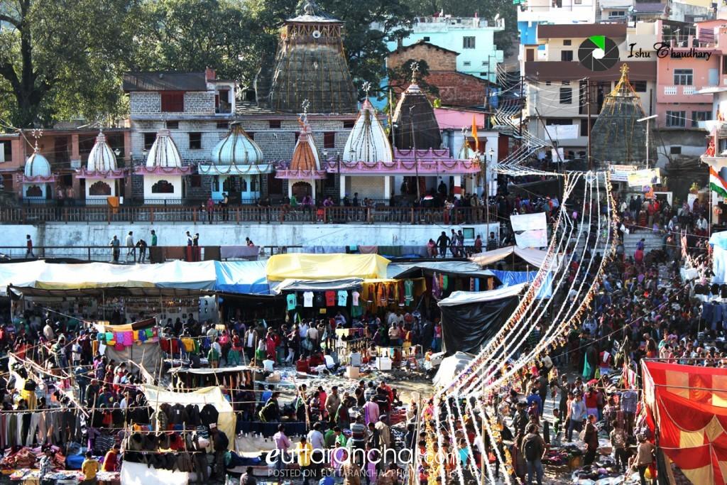 Uttarayani Fair Bageshwar