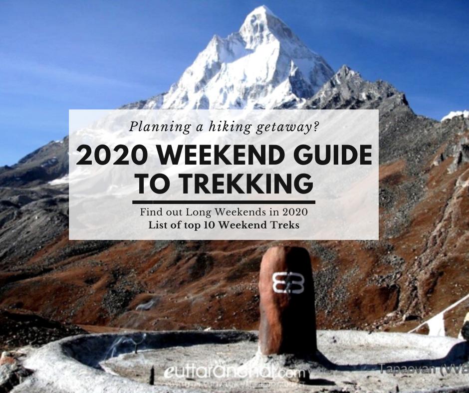 Top 10 Weekend Treks in Uttarakhand