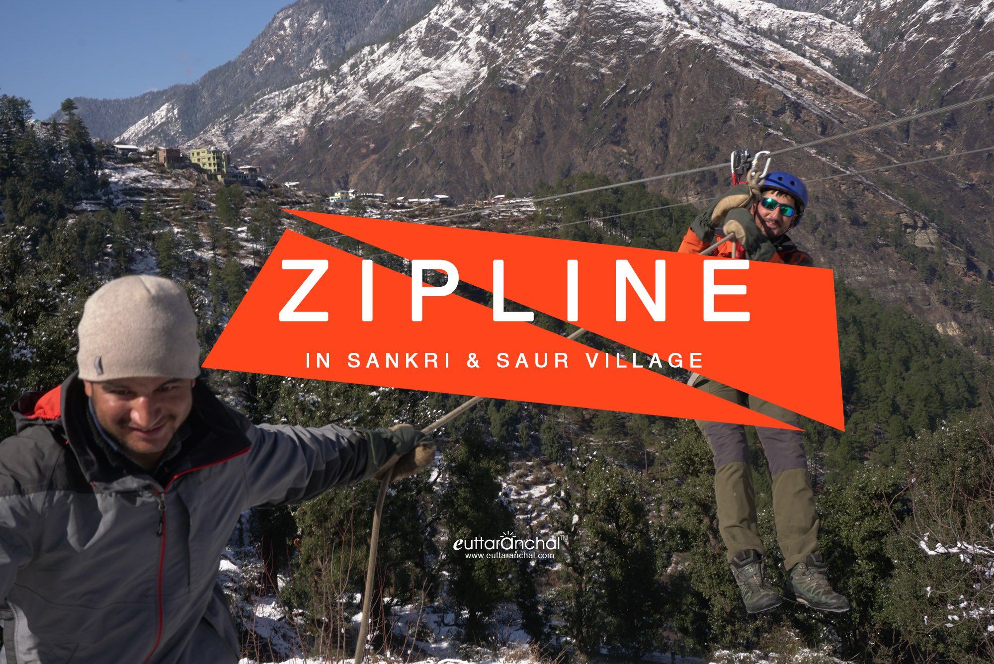 Zipline 700 in Sankri Photos