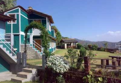 Binsar Eco Camp Almora Photos