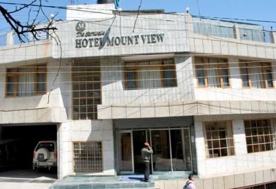 Hemkund Sahib, hotel mount view joshimath