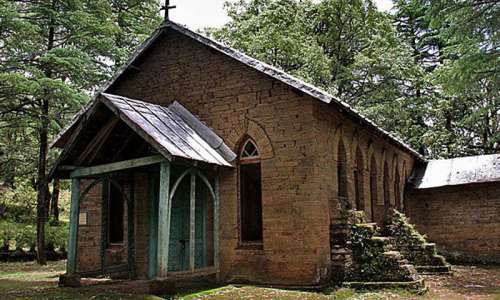 Abbott Mount Church