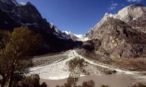 Alkapuri Glacier