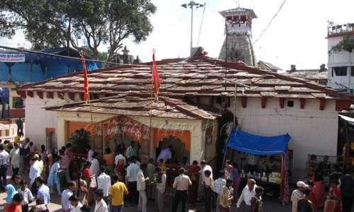 Nanda Devi Temple Almora