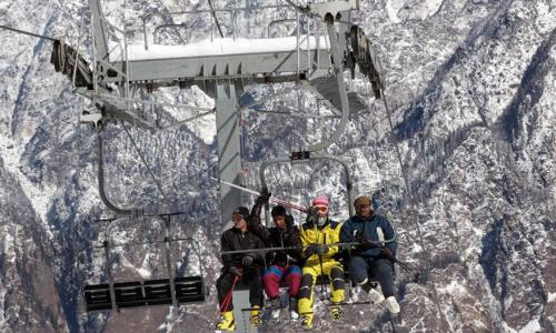 Auli Chair Lift