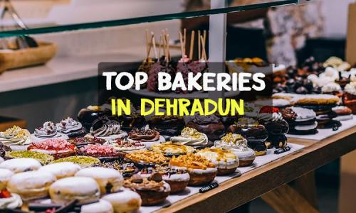 Bakeries in Dehradun