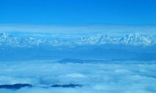 Binsar Zero Point