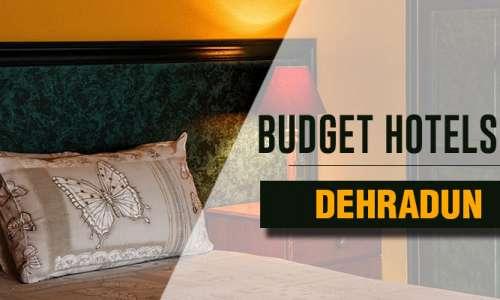 Budget Hotels in Dehradun