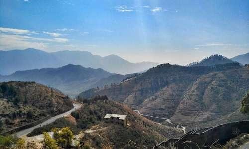 Chandak Hills