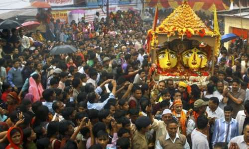 Fairs and festivals in Nainital