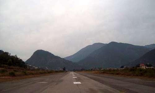 Gauchar Airport