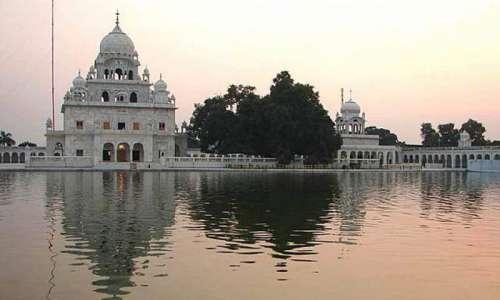 Gurudwara Nanakmatta Sahib