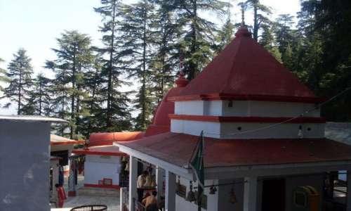 Haat Kalika Temple
