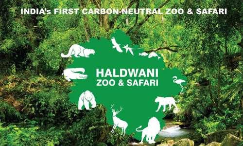 Haldwani Zoo and Safari Park