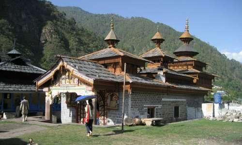 Hanol - Mahasu Devta Temple