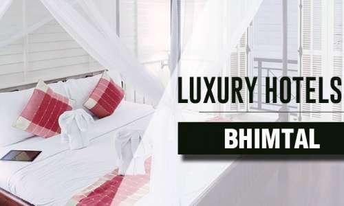 Luxury Hotels in Bhimtal