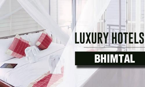 Luxury Hotels in Bhimtal