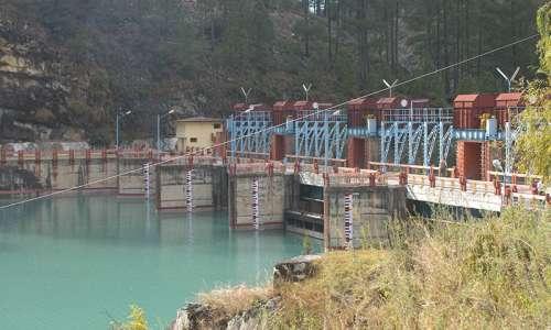 Maneri Dam