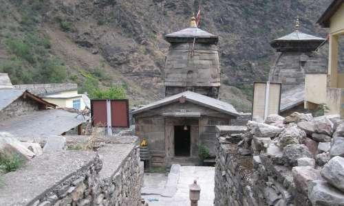 Yogadhyan Badri Temple