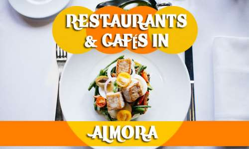 Restaurants & Cafes in Almora