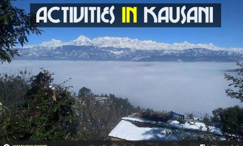 Activities In Kausani