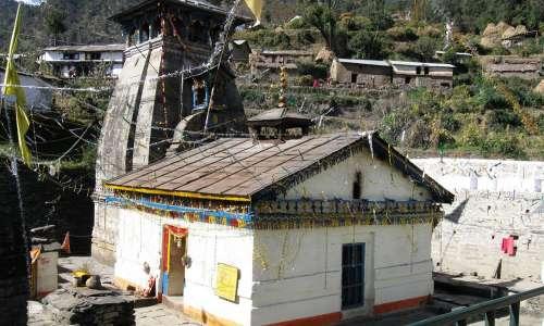 Triyugi Narayan Temple