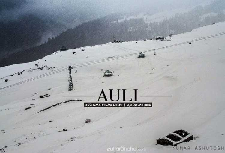 Auli Weather Today - Auli Current Temperature, Best Time to
