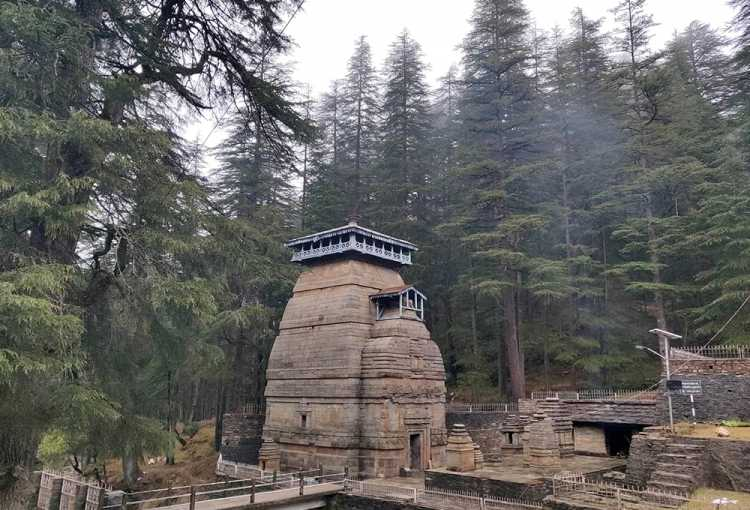 Dandeshwar Temple Jageshwar Almora - How To reach Dandeshwar Shiva Temple