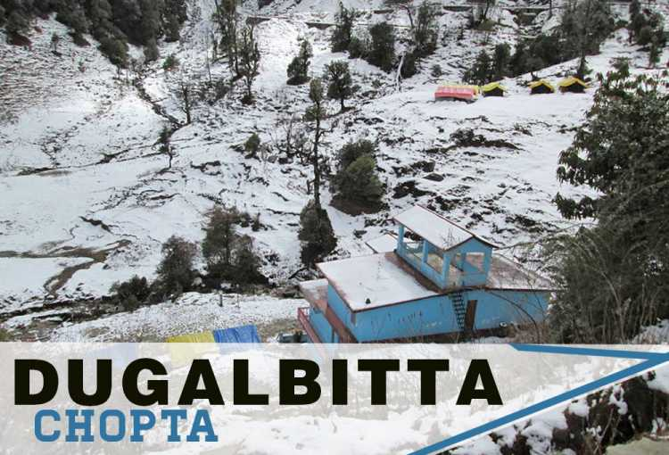 Dugalbitta Chopta - DuggalBitta Travel guide, Hotels
